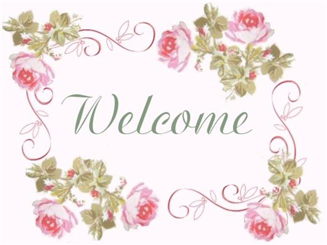 hearty welcome greetings